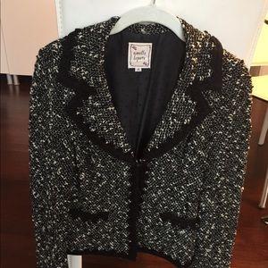 Nanette Lepore knit Jacket , XS